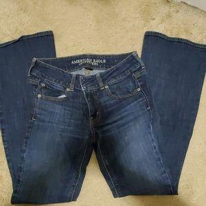 Like New American Eagle Jeans